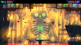 Guacamelee!  Super Turbo Championship Edition©  Screenshot 21