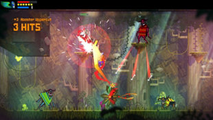 Guacamelee! Super Turbo Championship Edition© Screenshot 18
