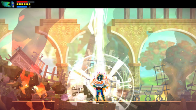 Guacamelee! Super Turbo Championship Edition© Screenshot 13