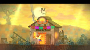 Guacamelee!  Super Turbo Championship Edition©  Screenshot 17