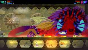 Guacamelee!  Super Turbo Championship Edition©  Screenshot 14
