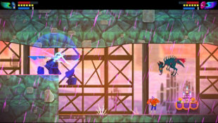 Guacamelee!  Super Turbo Championship Edition©  Screenshot 15