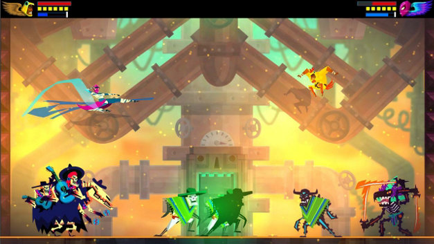 Guacamelee! Super Turbo Championship Edition© Screenshot 19