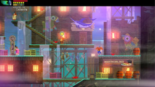 Guacamelee! Super Turbo Championship Edition© Screenshot 3