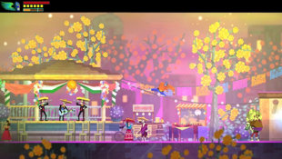 Guacamelee!  Super Turbo Championship Edition©  Screenshot 5