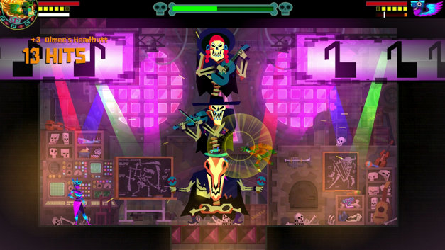 Guacamelee! Super Turbo Championship Edition© Screenshot 7