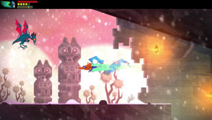 Guacamelee!  Super Turbo Championship Edition©  Screenshot 6