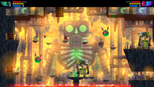 Guacamelee! Super Turbo Championship Edition© Screenshot 9