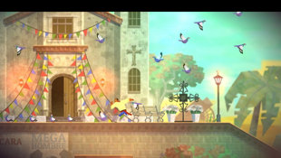Guacamelee!  Super Turbo Championship Edition©  Screenshot 11