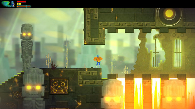 Guacamelee! Super Turbo Championship Edition© Screenshot 16