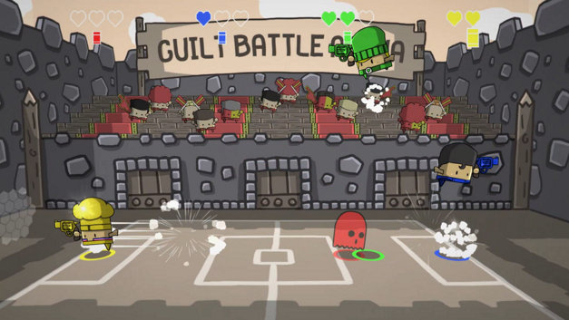 Guilt Battle Arena Screenshot 1