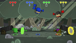 Guilt Battle Arena Screenshot 2