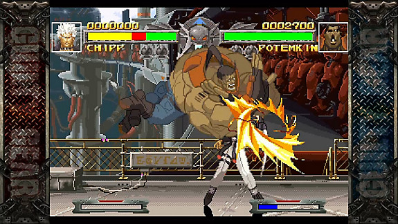 GUILTY GEAR - Screenshot INDEX