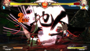Guilty Gear Xrd REV 2 Screenshot 9