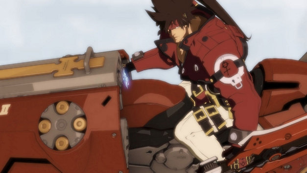 Guilty Gear Xrd REV 2 Screenshot 1