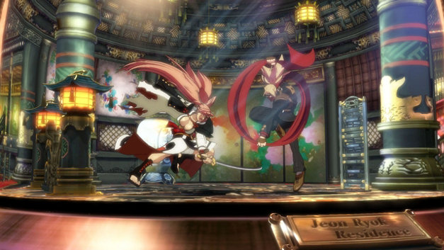 Guilty Gear Xrd REV 2 Screenshot 7