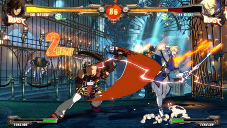 Guilty Gear Xrd REV 2 Trailer Screenshot