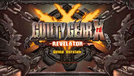 Guilty Gear Xrd -REVELATOR- Trailer Screenshot