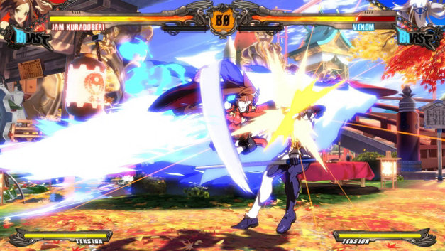 Guilty Gear Xrd -REVELATOR- Screenshot 1
