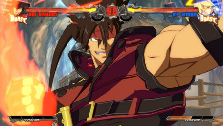 Guilty Gear Xrd				 Trailer Screenshot