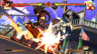 Guilty Gear Xrd -SIGN-  Screenshot 5