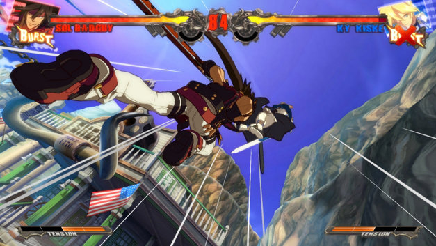 Guilty Gear Xrd -SIGN-  Screenshot 1