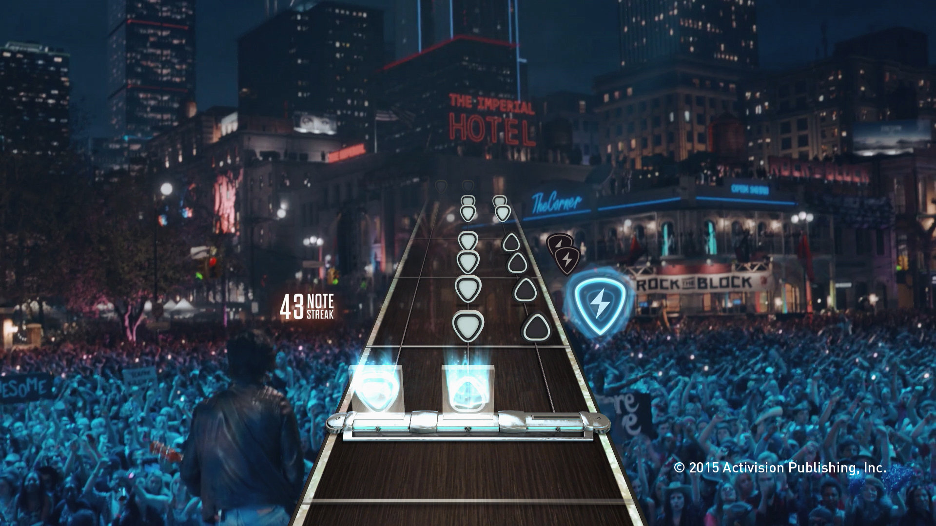 Guitar Hero Live Game Ps4 Playstation