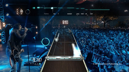 guitar hero live game ps4 playstation. Black Bedroom Furniture Sets. Home Design Ideas