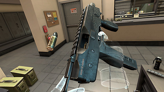 Gun Club VR - Screenshot INDEX