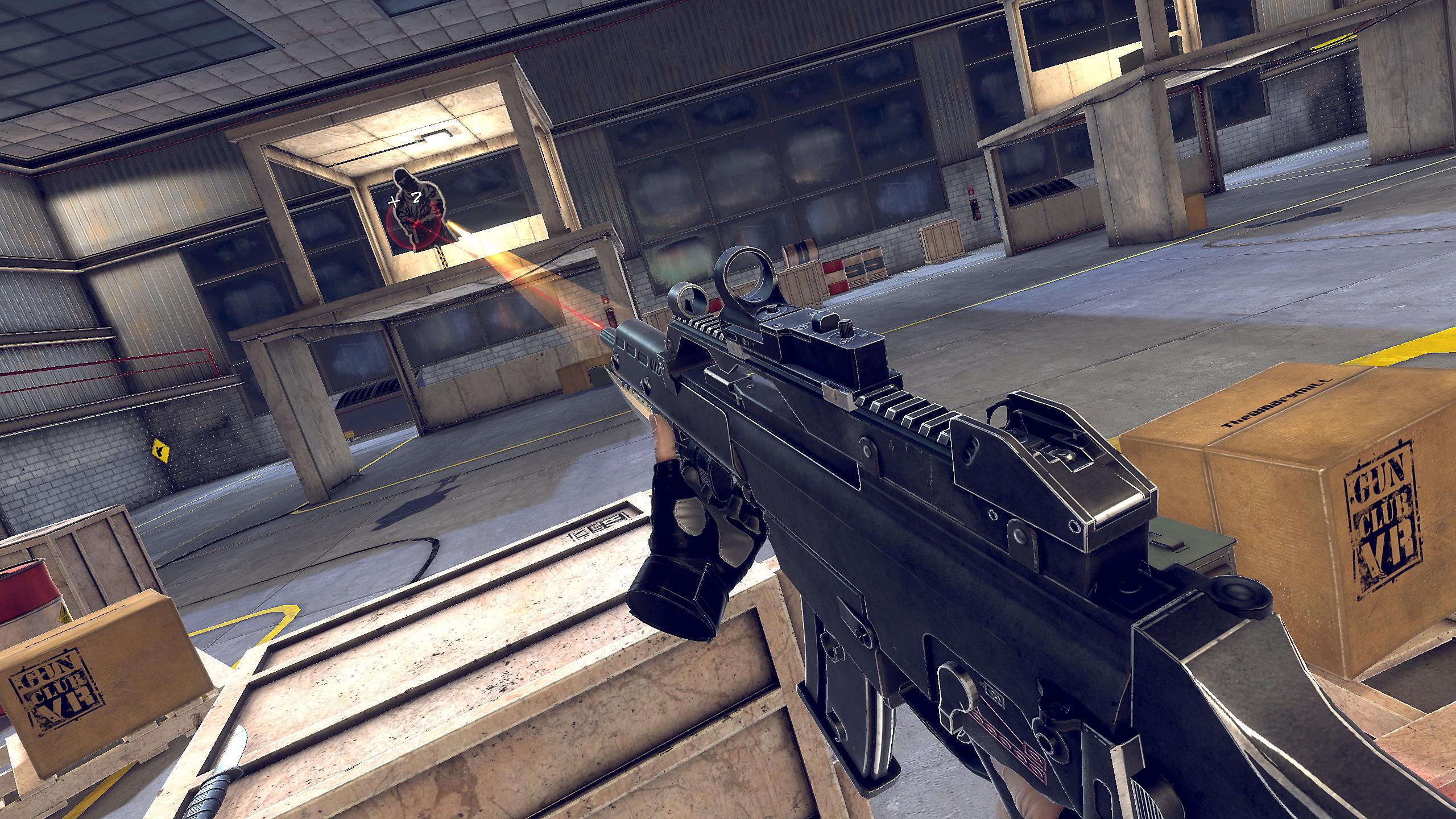 Gun Club Vr Game Ps4 Playstation
