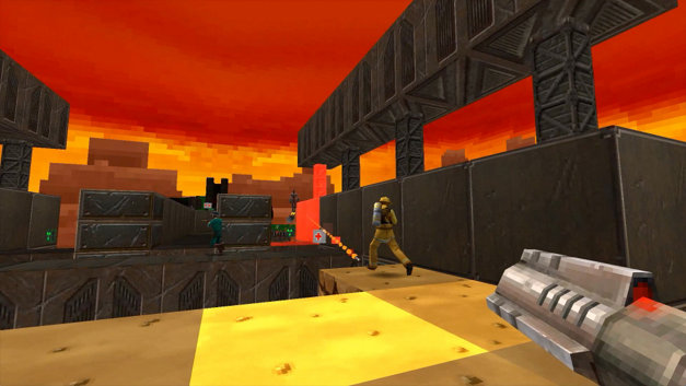 Gunscape Screenshot 1