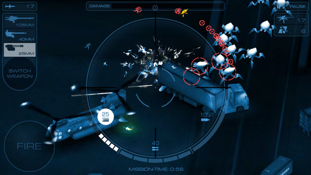 Gunship X™  Screenshot 1