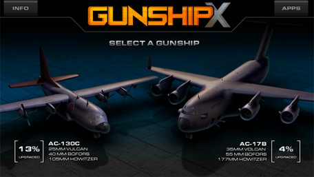 Gunship X™ | PSVita - PlayStation® Trailer Screenshot