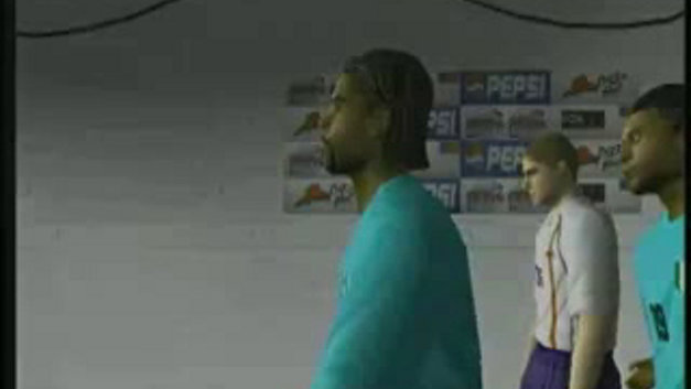 World Tour Soccer 2003 Video Screenshot 1