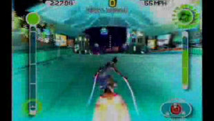 EyeToy: AntiGrav™ Video Screenshot 2