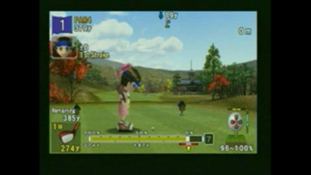 Hot Shots Golf: Open Tee® Video Screenshot 1
