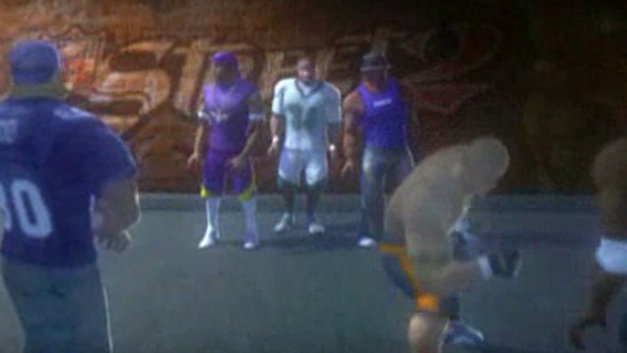 NFL Street 2 Unleashed Video Screenshot 1