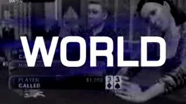 World Poker Tour 2K6 Video Screenshot 1