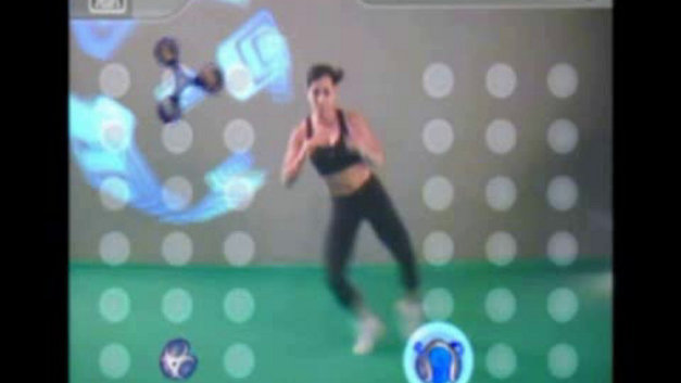 EyeToy: Kinetic™ w/ Camera Video Screenshot 4