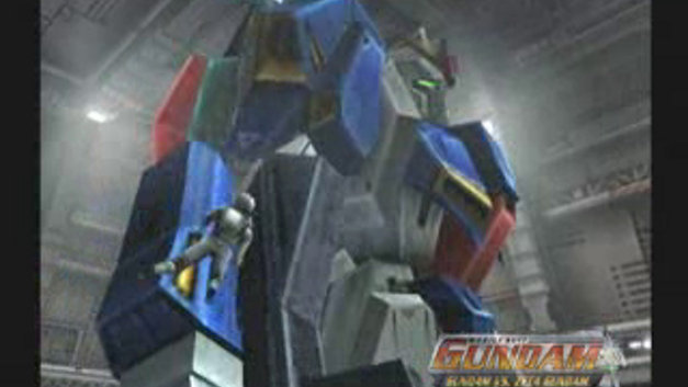 Mobile Suit Gundam: Gundam vs. Zeta Gundam Video Screenshot 1