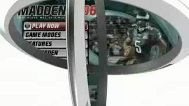 Madden NFL 06 Video Screenshot 4