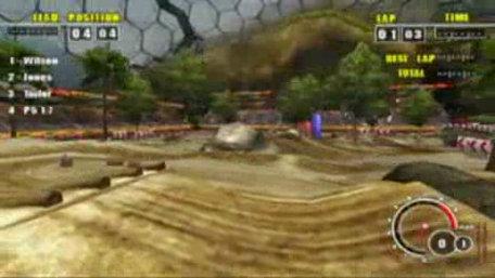 Psp dirt bike games