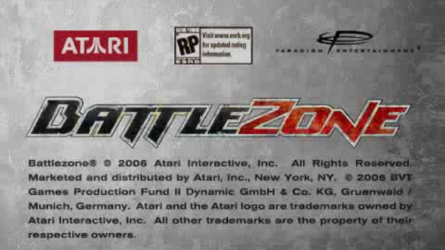 BattleZone Video Screenshot 1
