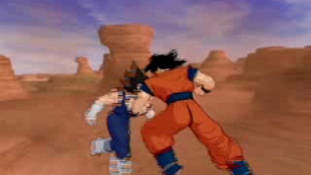 Dragon Ball Z®: Budokai Tenkaichi 2 Video Screenshot 1