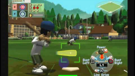 Backyard Baseball 2007 Trailer