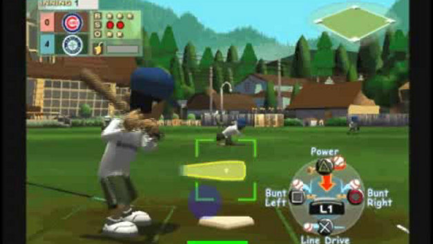 Backyard Baseball 2007 Video Screenshot 1