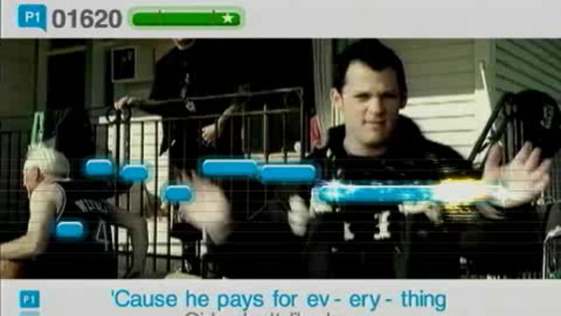 SingStar® Rocks! Video Screenshot 1