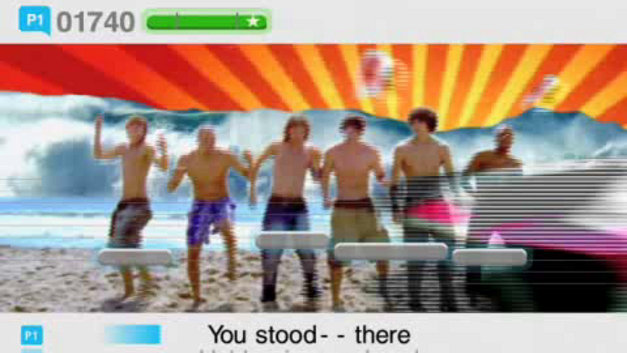 SingStar® Rocks! Video Screenshot 4