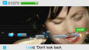 SingStar® Rocks! Video Screenshot 5