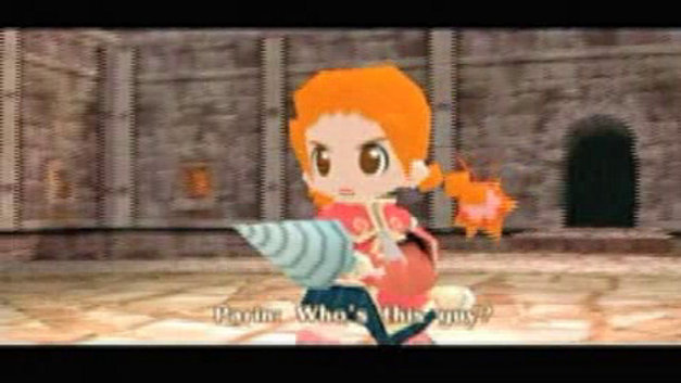Gurumin: A Monstrous Adventure Video Screenshot 1